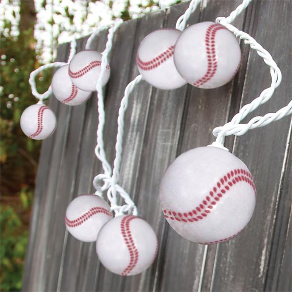 Baseball Party Lights