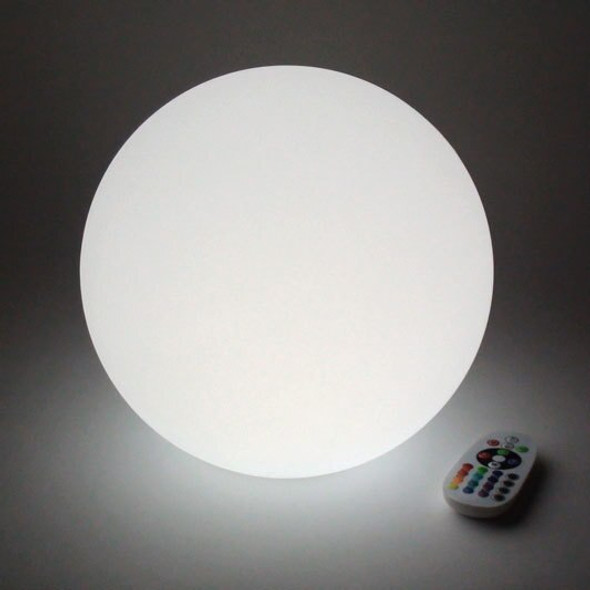 "16"" LED Color Changing Light Orb Ball"