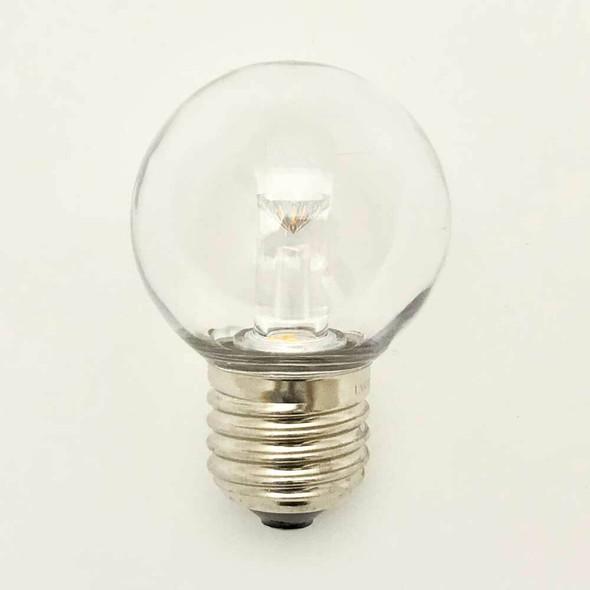 Plastic LED G50 Professional Bulb