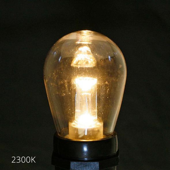 Professional LED S11 Bulb - 2300K