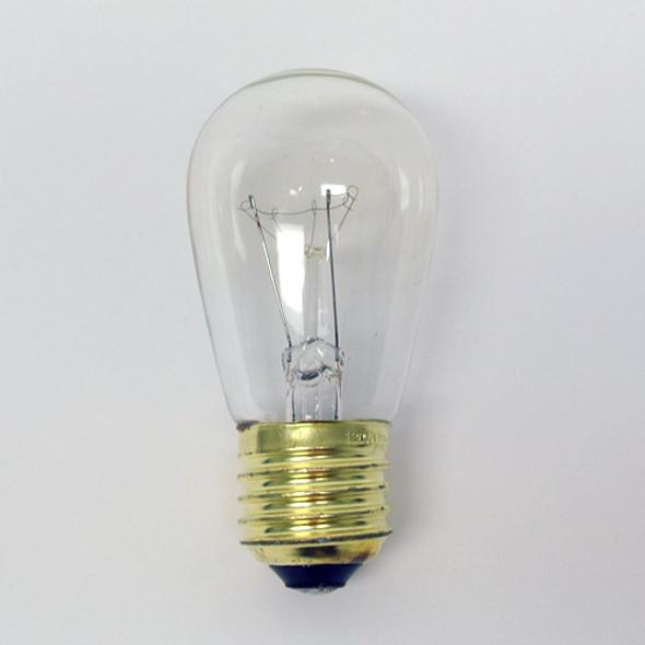 Clear S14 Sign Bulb Single
