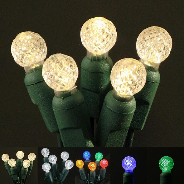 G12 LED Mini Lights - color options
