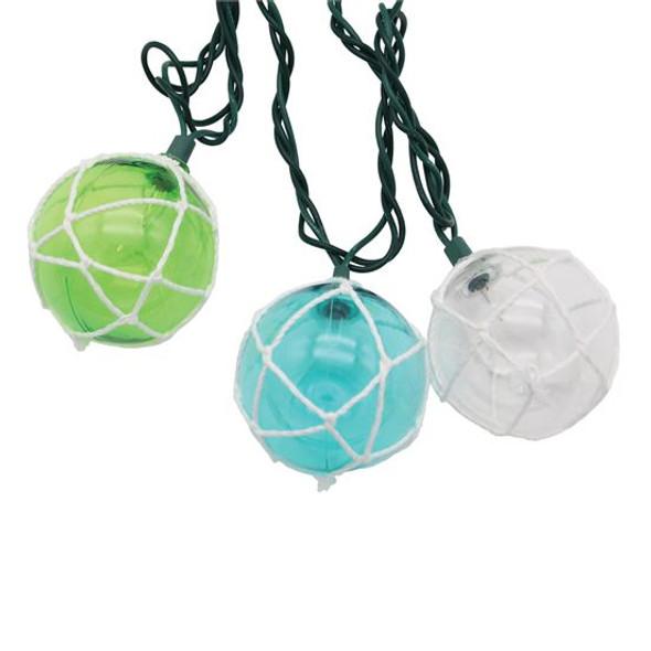 Plastic Japanese Float String Lights