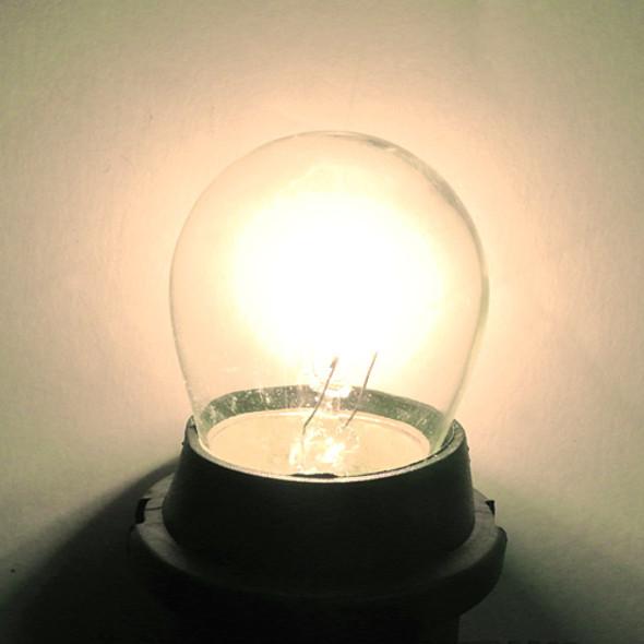 Clear S11 Sign Bulb