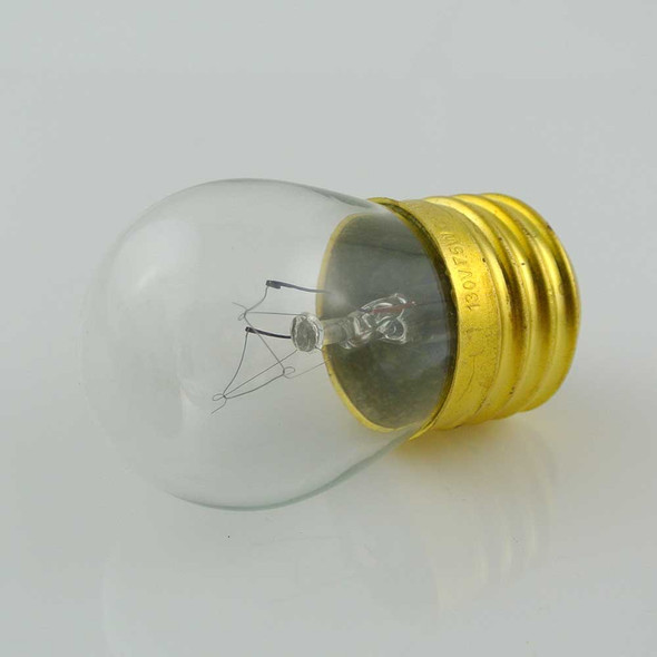 Clear S11 Sign Bulb (unlit)
