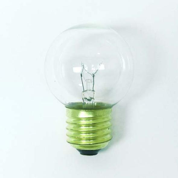 G50 Bulb, Medium Base, unlit (7 watt)