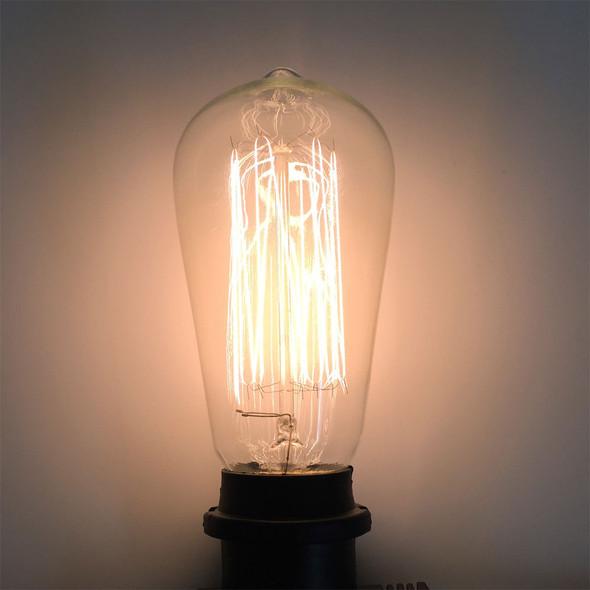 ST58 Vintage Edison Bulb