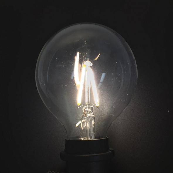 Vintage LED G80 Bulb