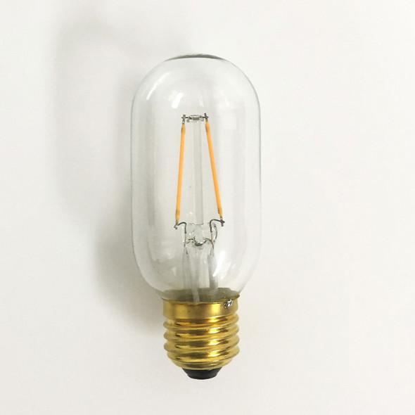 Vintage LED T14 Bulb (unlit)