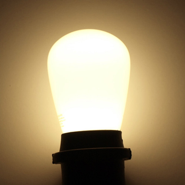 Professional LED S11 Bulb, Opaque Warm White