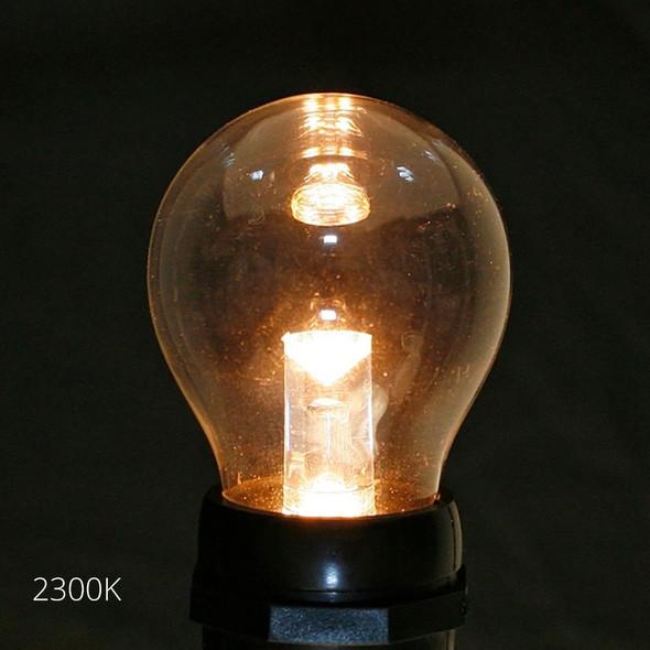 Professional LED A15 Bulb, Warm White 2300K