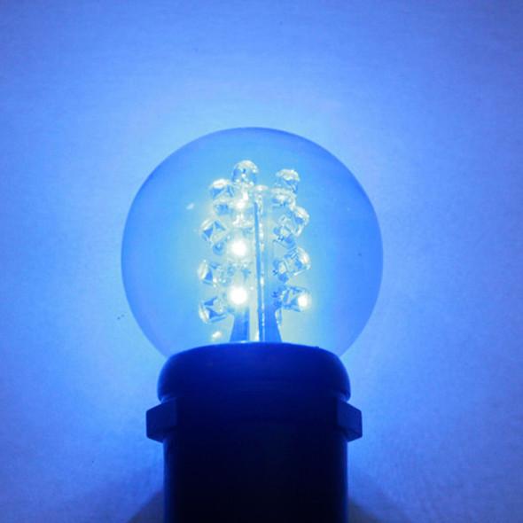 Premium LED G50 Bulb - Blue