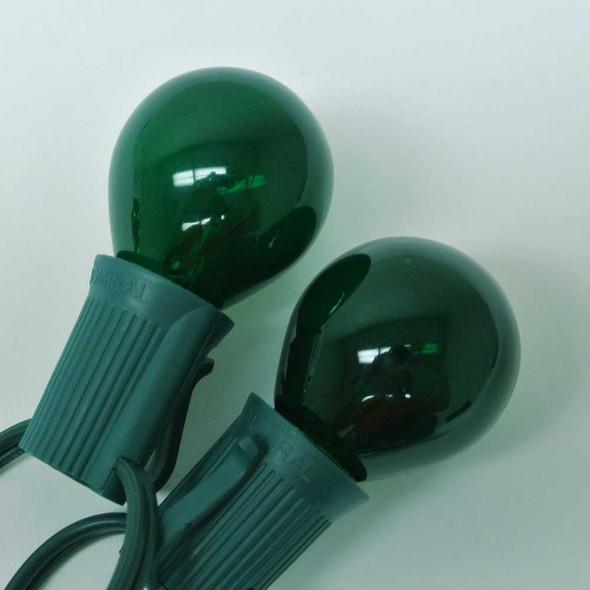 Green B10 Bulb unlit