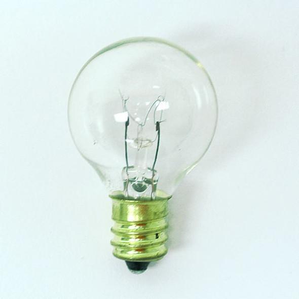 Clear G40 Bulb - C9 Base Single