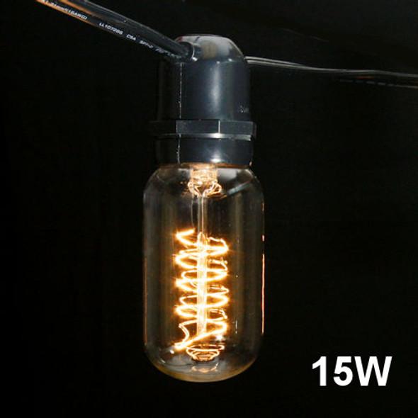 T14 Edison Bulb - 15W