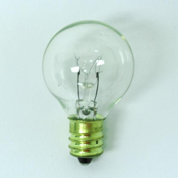 G30 Clear Bulb - C7 Base unlit