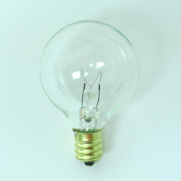 G40 Clear Bulb - C7 Base single bulb