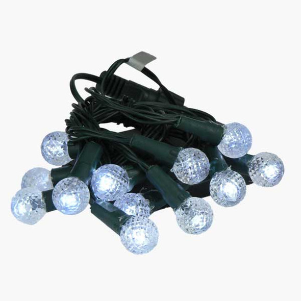 White G12 LED Mini Lights