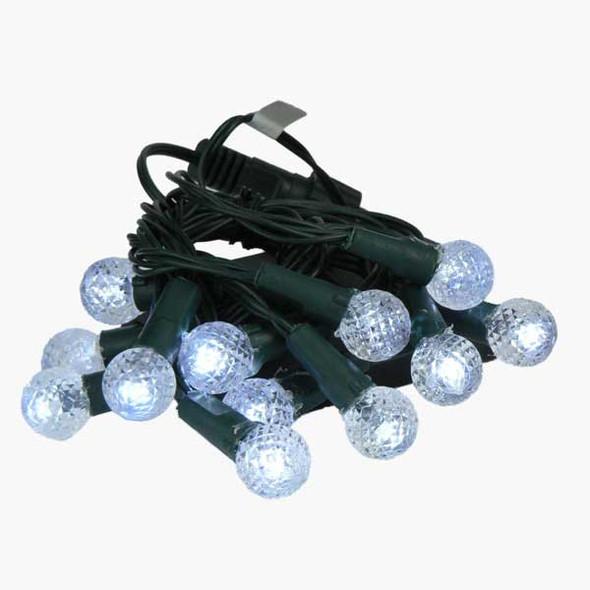 White G12 LED Mini Lights