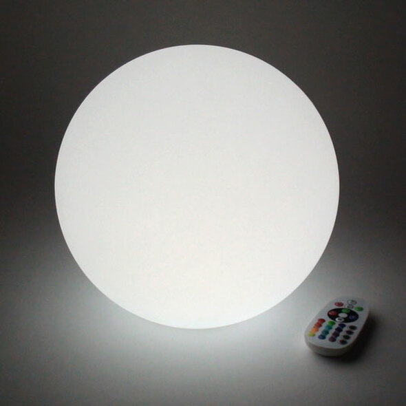 "12"" LED Color Changing Light Orb Ball"