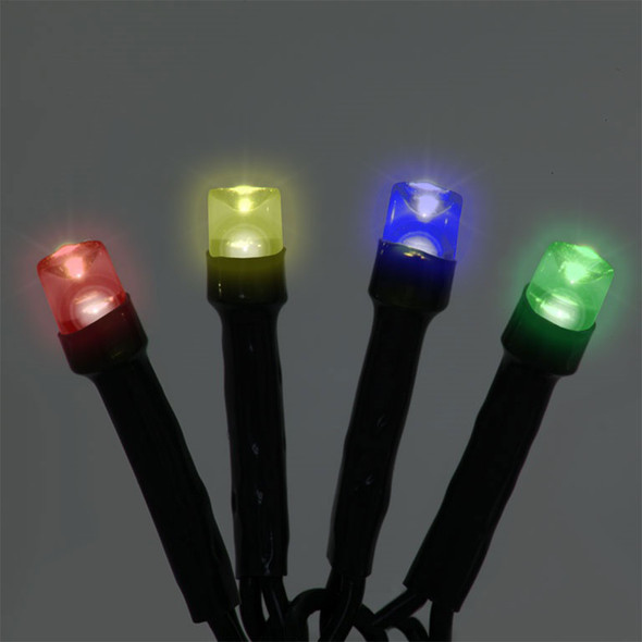 100 Light Battery Operated Mini Lights, Multi Color