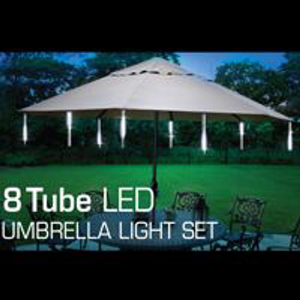 LED Battery Operated Umbrella Lights