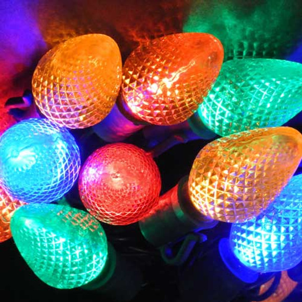 C7 Mini Lights, Multi Color