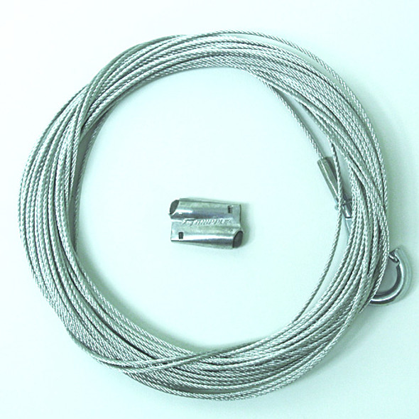 Steel Cable Guide Wire - 60 ft.