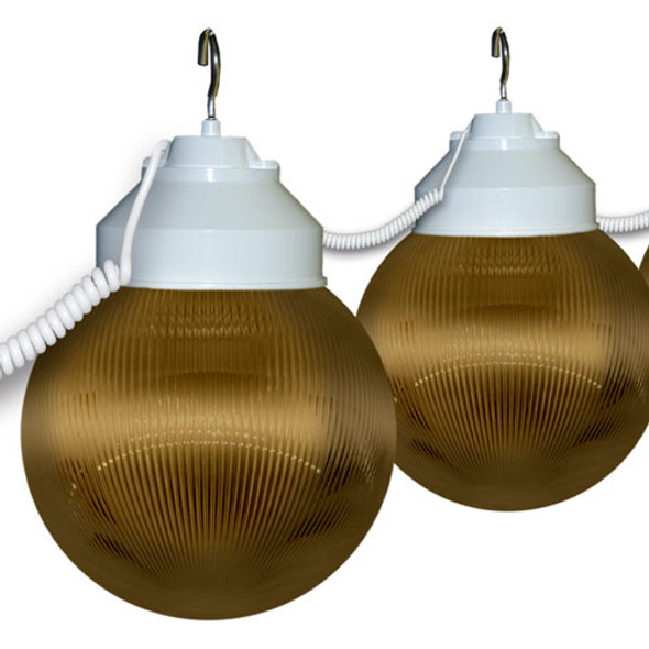 Bronze Awning Lights