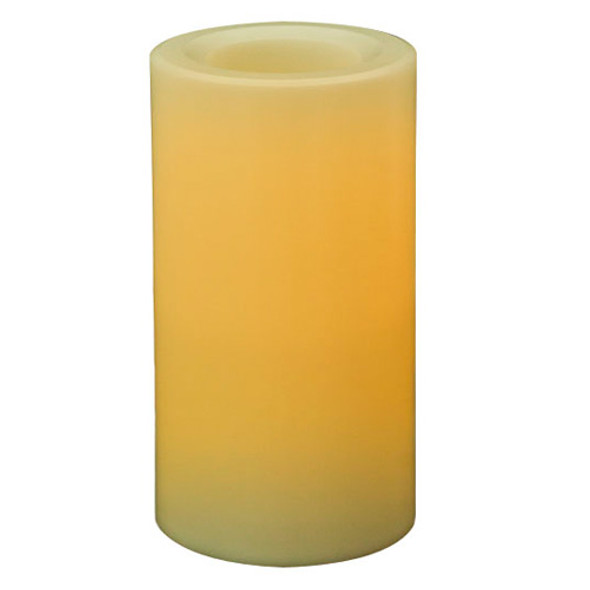Outdoor Battery Operated Candle - 6""