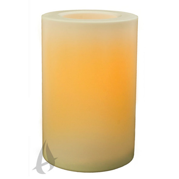 Outdoor Battery Operated Candle - 9""