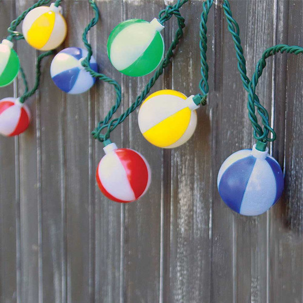 Beach Ball Party Lights