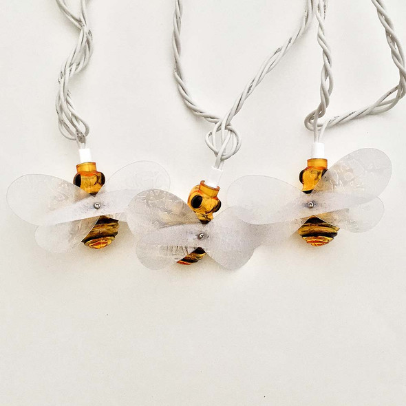 Honey Bee Lights (unlit)