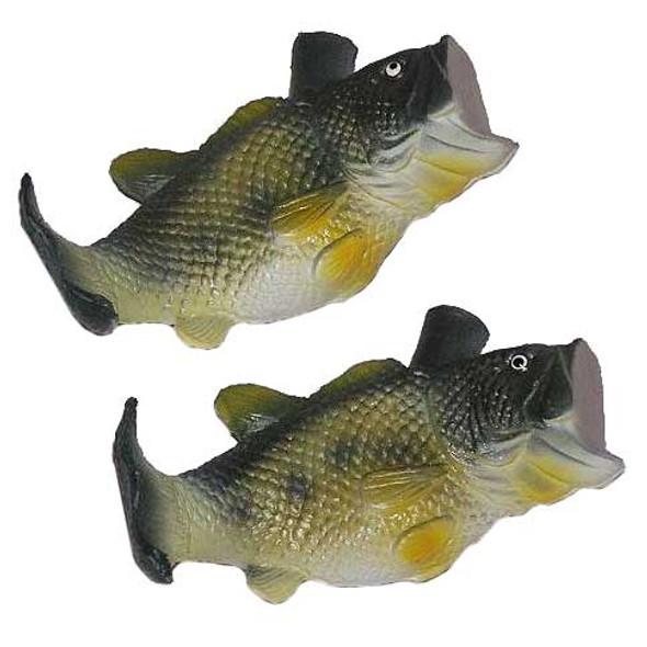 Bass Fish String Lights (unlit)