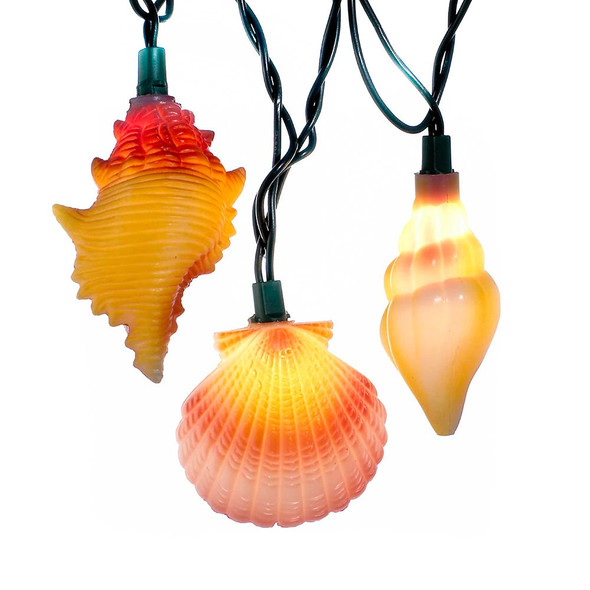 Seashell Party String Lights