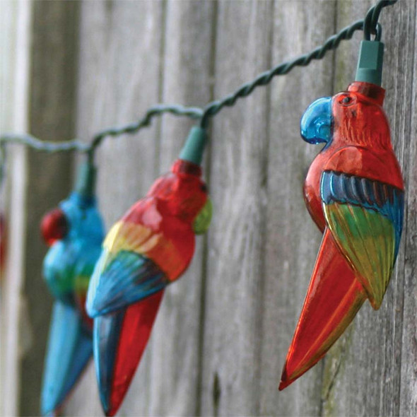 Parrot Party Lights