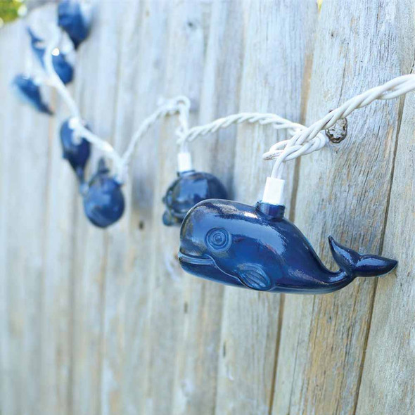 Whale String Lights
