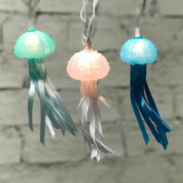 Jellyfish String Lights