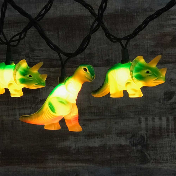 Dinosaur Party Lights (lit)