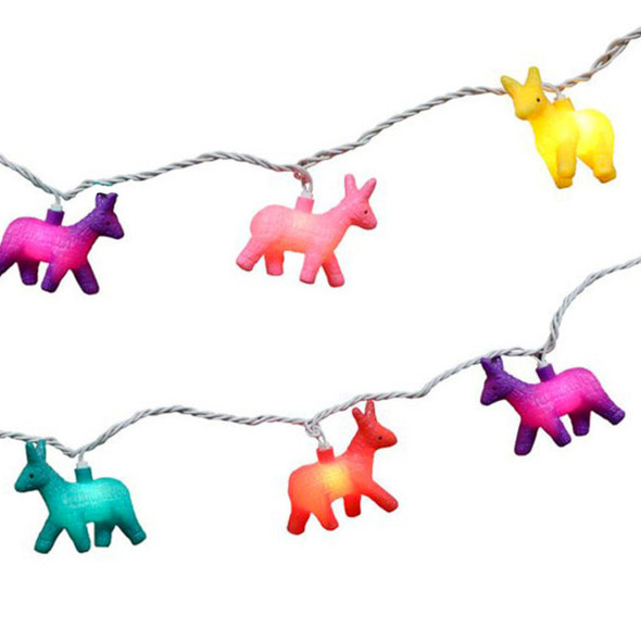 Pinata Party String Lights