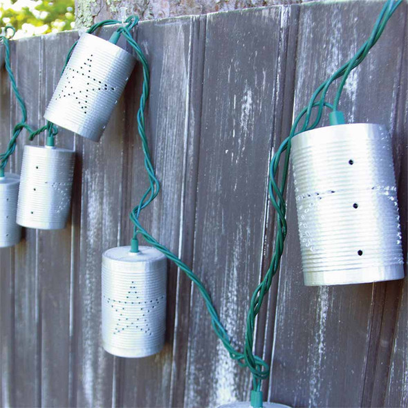 Tin Can String Lights