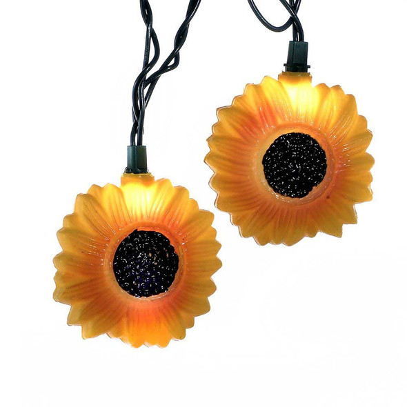 Sunflower String Lights
