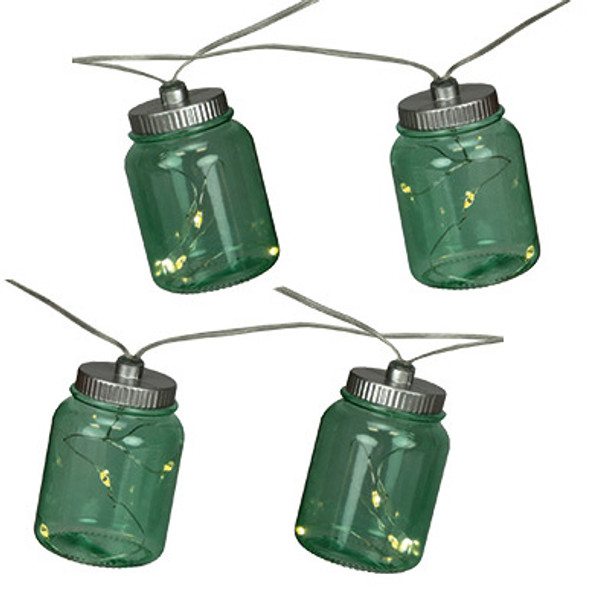 Canning Jar String Lights