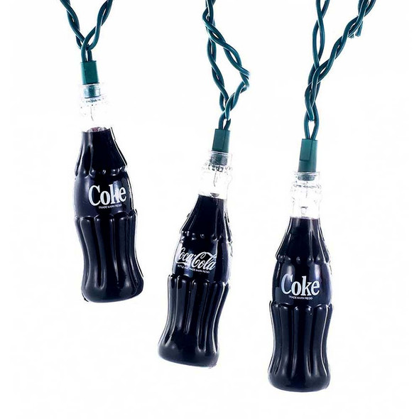 Coke Bottle String Lights