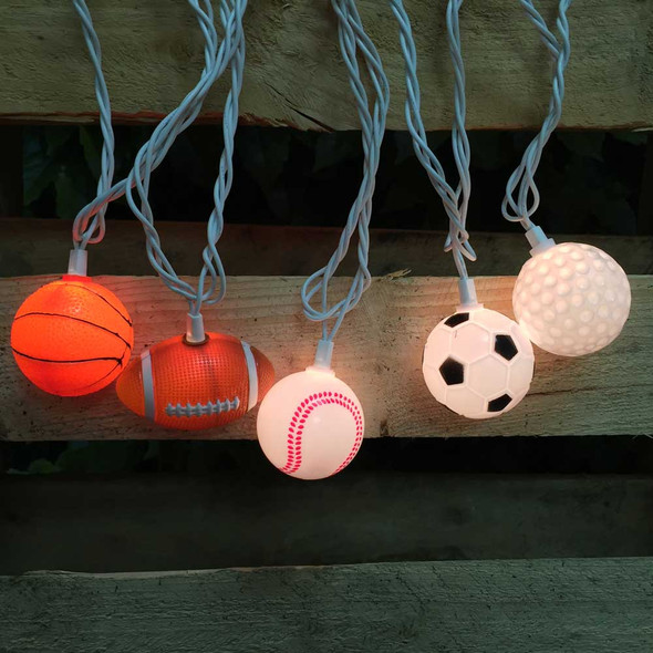Sports Balls Party Lights (lit)