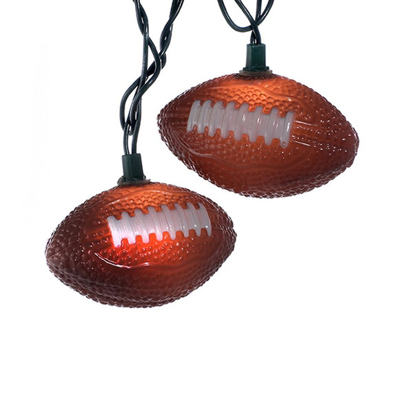 Football String Lights