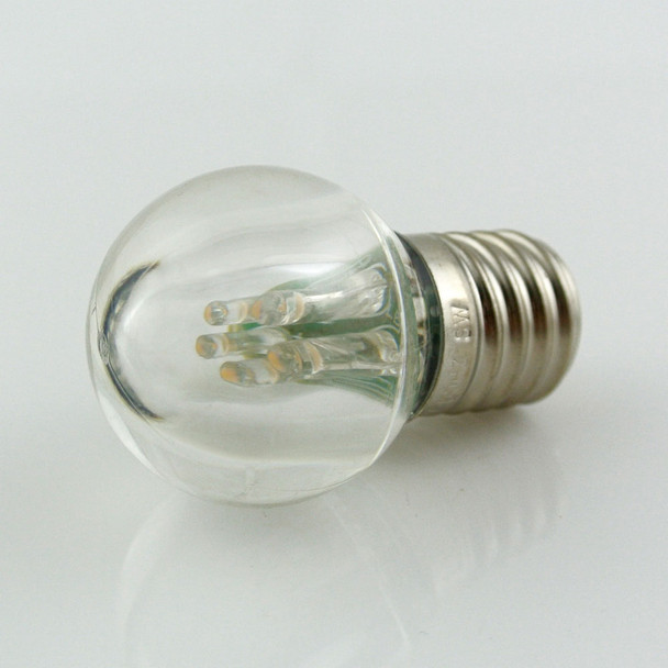 LED G30 Bulb with C9 Base