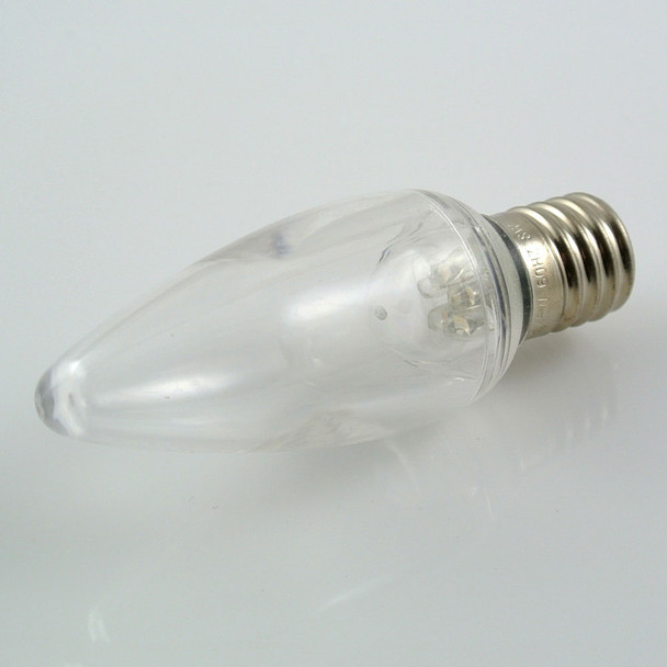 Smooth LED C9 Bulb Warm White
