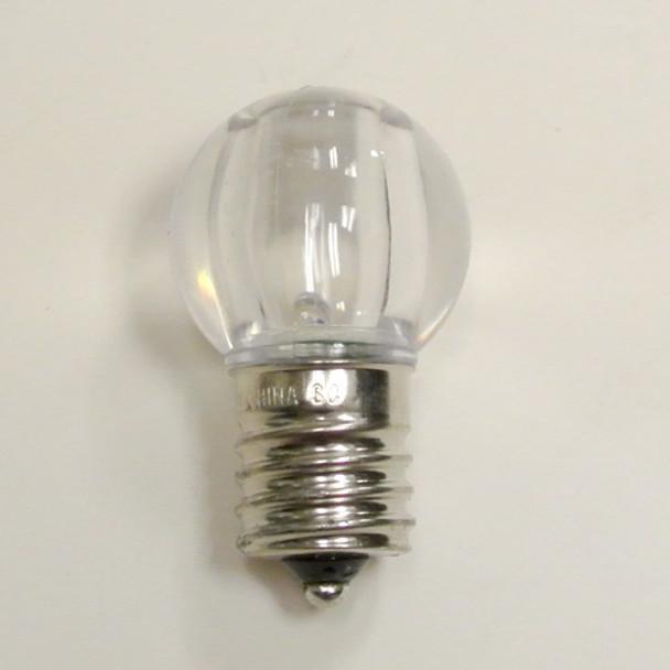 LED G30 Bulb, C9 Base