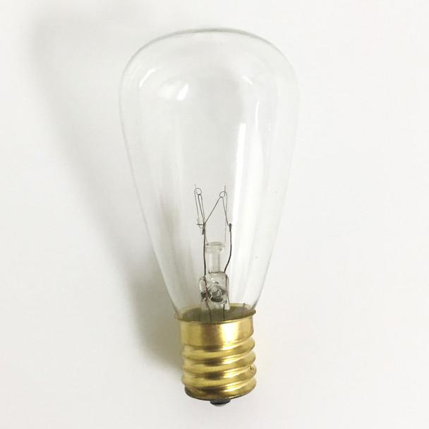 C9 Vintage Bulb, Clear